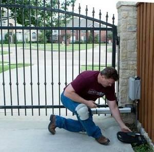 Driveway Gate Repair Provo
